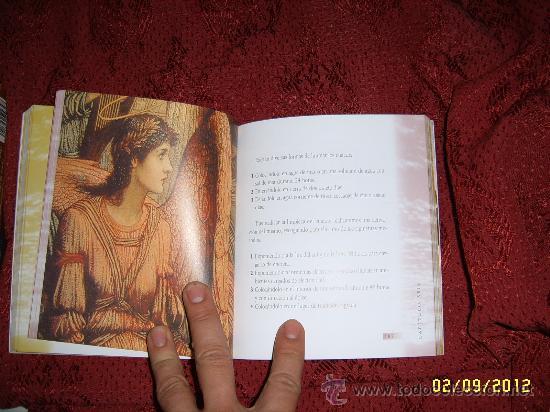 Libros de segunda mano: PEQUEÑA ENCICLOPEDIA DE LOS ÁNGELES. - Foto 6 - 34004796