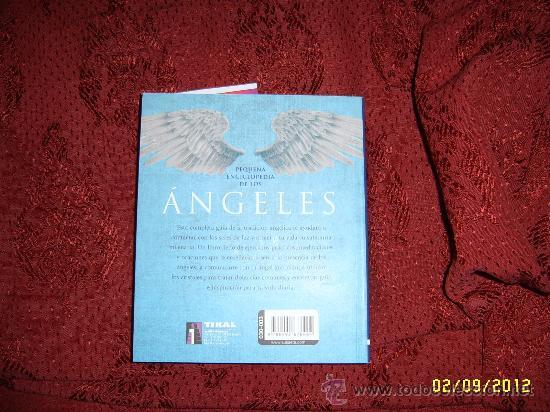 Libros de segunda mano: PEQUEÑA ENCICLOPEDIA DE LOS ÁNGELES. - Foto 9 - 34004796