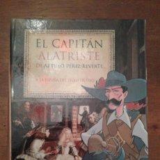 Libros de segunda mano: COLECCIONABLE: EL CAPITÁN ALATRISTE Y EL SIGLO DE ORO EL PAÍS. Lote 34016871