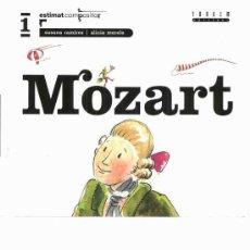 Libros de segunda mano: MOZART - SUSANA RAMÍREZ - ALICIA MERELO - TÀNDEM 2006. Lote 34023928
