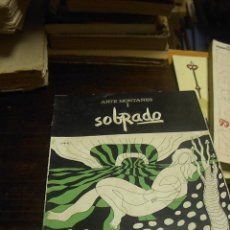 Libros de segunda mano: PEDRO SOBRADO, ARTE MONTAÑES I, ANTONIO MARTINEZ CEREZO. Lote 34055465