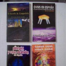 Libros de segunda mano: LOTE DE LIBROS COLECCIÓN AÑO CERO. Lote 34056410