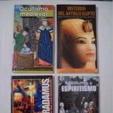 Libros de segunda mano: LOTE DE LIBROS COLECCIÓN AÑO CERO. Lote 34056497
