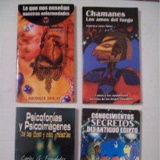 Libros de segunda mano: LOTE DE LIBROS COLECCIÓN AÑO CERO. Lote 34056547