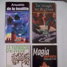 Libros de segunda mano: LOTE DE LIBROS COLECCIÓN AÑO CERO. Lote 34056667