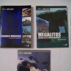 Libros de segunda mano: LOTE DE LIBROS COLECCIÓN AÑO CERO. Lote 34056757