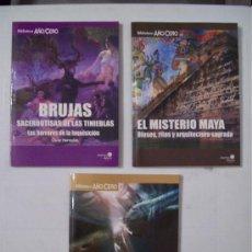 Libros de segunda mano: LOTE DE LIBROS COLECCIÓN AÑO CERO. Lote 34056807