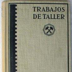 Libros de segunda mano: TRABAJOS DE CORTADOR Y ESTAMPACIÓN - LABOR 1944 - 413 PÁGINAS - VER ÍNDICE . Lote 34074529