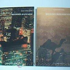 Libros de segunda mano: ESTRUCTURA REGIONAL, GLOBALIDAD MUNDIAL. VOLÚMENES I-II: OBRA COMPLETA. UNIV. MURCIA, 1996. Lote 34098378