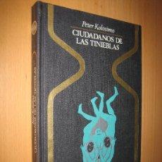 Libros de segunda mano: CIUDADANOS DE LAS TINIEBLAS - PETER KOLOSIMO ( OCULTISMO ). Lote 34187123