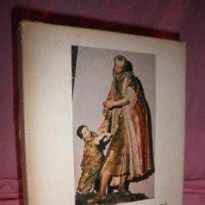 Libros de segunda mano: IMAGINERIA VIRREINAL DE SANTAFE DE BOGOTA - COLECCION DE LAMINAS.. Lote 34112473