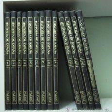 Libros de segunda mano: HISTORIA DE ESPAÑA. MARQUÉS DE LOZOYA. 12 TOMOS + TOMO CASTILLOS DE ESPAÑA. Lote 34169022