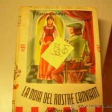 Libros de segunda mano: LA NOIA DEL ROSTRE CANVIANT I ALTRES CONTESROSER CARDUS 1960CUENTO ILUSTRADO CATALAN4,60. Lote 34264731