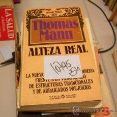 Libros de segunda mano: ALTEZA REALTHOMAS MANN2 €. Lote 34706089