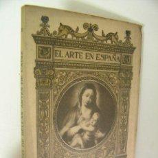 Libros de segunda mano: EL ARTE EN ESPAÑA Nº27 MUSEO BELLAS ARTES CADIZ ,THOMAS ED, REF BOL6. Lote 123301754