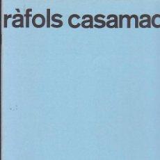 Libros de segunda mano: PREMIO NACIONAL DE ARTES PLÁSTICAS 1980 / RAFOLS CASAMADA. Lote 34246166