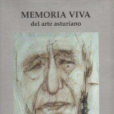 Libros de segunda mano: JESÚS VILLA PASTUR / MEMORIA VIVA DEL ARTE ASTURIANO . EXPOSICIÓN OVIEDO HOMENAJE 1998. * LUARCA * . Lote 34256031