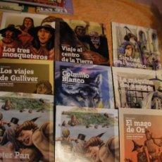 Libros de segunda mano: LOTE DE LIBROS INFANTILES. Lote 34269970
