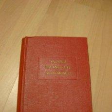 Libros de segunda mano: ANUARIO ESPAÑOL DEL GRAN MUNDO, 1952, ED. GRAFICAS ESPEJO. Lote 34318037
