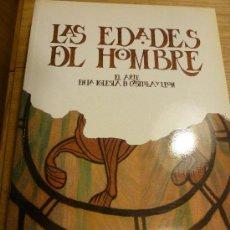 Libros de segunda mano: LA EDADES DEL HOMBRE . EL ARTE EN LA IGLESIA DE CASTILLA Y LEON. 1988. Lote 34348139
