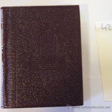 Libros de segunda mano: AGUILAR - COLECCION CRISOLIN Nº 42 - PROSA FESTIVA Y SATIRICA - FRANCISCO DE QUEVEDO. Lote 34364371