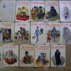 Libros de segunda mano: SOPENA COLECCIÓN INFANTIL - SERIE III 19 NÚMEROS, FALTA EL 2.. Lote 34378803
