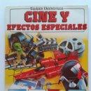 Libros de segunda mano: CINE Y EFECTOS ESPECIALES - EQUIPOS ELECTRONICOS - EDICIONES PLESA / SM - 1987. Lote 34394970