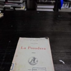 Libros de segunda mano: COLECCION UNIVERSAL, GOLDONI, LA POSADERA, COMEDIA, 1920. Lote 34427093