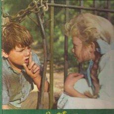 Libros de segunda mano: EL SECRETO DE POLLYANA - WALT DISNEY PRODUCTIONS 1968. Lote 38471438