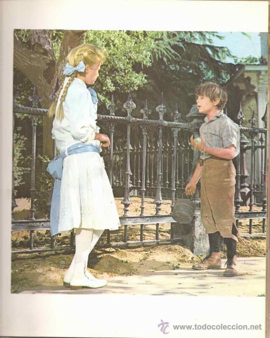 Libros de segunda mano: EL SECRETO DE POLLYANA - WALT DISNEY PRODUCTIONS 1968 - Foto 2 - 38471438