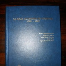 Libros de segunda mano: LA REAL ACADEMIA DE CIENCIAS 1582-1995 - VV. AA. - REAL ACADEMIA DE CIENCIAS 1995. Lote 34473066