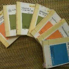 Libros de segunda mano: LOTE 7 LIBROS RTV Nº 13-43-44-49-51-79-87***MIRA TITULOS. Lote 34435023