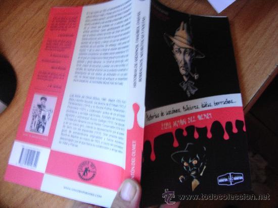 Libros de segunda mano: Luis Antón del Olmet - Historias de asesinos, tahúres, daifas, borrachos, neuróticas y poetas. - Foto 3 - 39383760