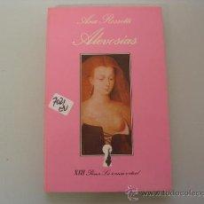 Libros de segunda mano: ALEVOSÍASANA ROSSETTILA SONRISA VERTICAL4,80 € . Lote 34546447