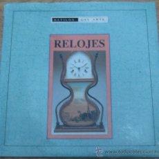 Libros de segunda mano: RELOJES EDIMAT AÑO 1999. Lote 61330274