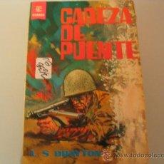 Libros de segunda mano: CABEZA DE PUENTEL S DRAYTON9,70 € . Lote 34613645