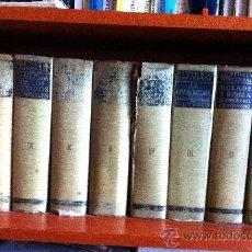 Libros de segunda mano: HISTORIA UNIVERSAL WALTER GOETZ 10 TOMOS ESPASA CALPE 1954. Lote 34656564