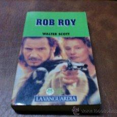 Libros de segunda mano: LIBRO CINE PARA LEER Nº18 ROB ROY DE WALTER SCOTT. Lote 34687975