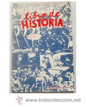 LIBRO DE HISTORIA, POR A. ELMQVIST, G. JONSSON, A. LANGEMAR, P. RYDBERG (Libros de Segunda Mano - Historia - Otros)