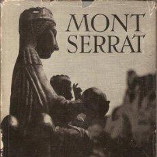 Libros de segunda mano: MONTSERRAT, 100 FOTOS JACQUES LEONARD, LA MONTAÑA, EL MONASTERIO, LOS MONJES - EDITORIAL BARNA 1958. Lote 34937620