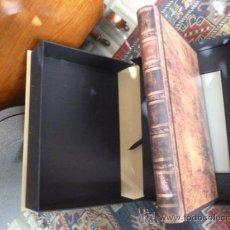 Libros de segunda mano: LOS CAPRICHOS. REPRODUCCIÓN FACSÍMIL DE LAS 80 ESTAMPAS QUE COMPONEN LA COLECCIÓN COMPLETA DE LOS CA. Lote 34946352