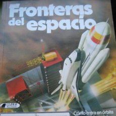 Libros de segunda mano: FRONTERAS DEL ESPACIO. CLIPER-PLAZA&JANES. 1981.. Lote 34949554