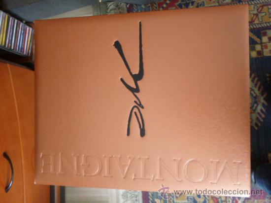Libros de segunda mano: ENSAYOS DE MICHEL DE MONTAIGNE CON LAMINAS DE SALVADOR DALI. EDICIÓN LIMITADA - Foto 19 - 34467319