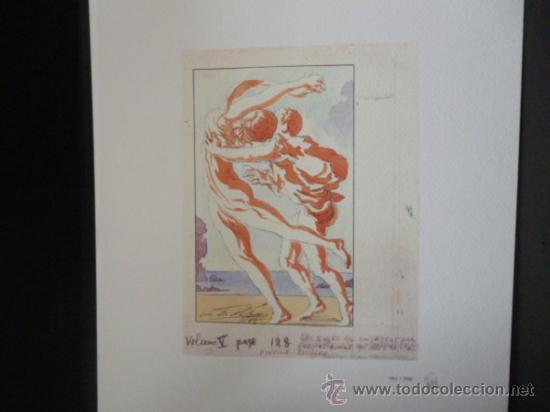 Libros de segunda mano: ENSAYOS DE MICHEL DE MONTAIGNE CON LAMINAS DE SALVADOR DALI. EDICIÓN LIMITADA - Foto 14 - 34467319