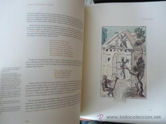 Libros de segunda mano: ENSAYOS DE MICHEL DE MONTAIGNE CON LAMINAS DE SALVADOR DALI. EDICIÓN LIMITADA - Foto 6 - 34467319