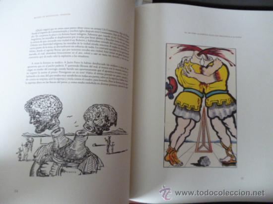 Libros de segunda mano: ENSAYOS DE MICHEL DE MONTAIGNE CON LAMINAS DE SALVADOR DALI. EDICIÓN LIMITADA - Foto 5 - 34467319
