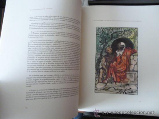 Libros de segunda mano: ENSAYOS DE MICHEL DE MONTAIGNE CON LAMINAS DE SALVADOR DALI. EDICIÓN LIMITADA - Foto 4 - 34467319