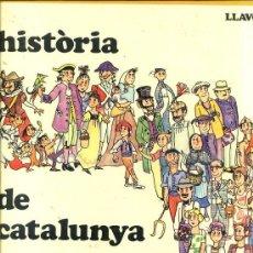 Libros de segunda mano: ORIOL VERGÉS - PILARÍN BAYÉS : HISTÒRIA DE CATALUNYA PRIMERA EDICIÓN (1973) CATALÁN -GRAN FORMATO. Lote 45755768
