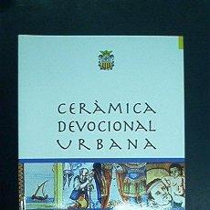Libros de segunda mano: LIBRO AZULEJOS VALENCIANOS EN ALGEMESÍ. Lote 70197229