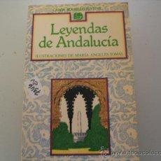 Libros de segunda mano: LEYENDAS DE ANDALUCIAEDITORIAL LABORILUSTRADO3,50 . Lote 105889686